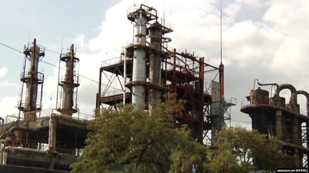 Иранская компания, с которой Армении ведет переговоры по вопросу «Наирита», находится под санкциями с 2013 года – посольство США
