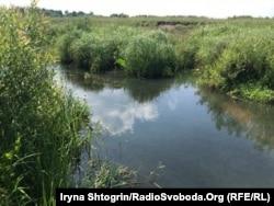 Річка Уж, Житомирщина