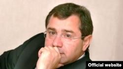 Председатель партии экономического развития Абхазии Беслан Бутба