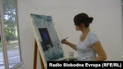 Уметниците творат во рамки на ликовната колонија