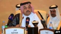 خالد العطیه وزیر خارجه قطر
