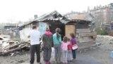 Romsko naselje Mali Leskovac, 9. januar 2020.