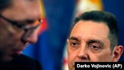 Министерот за одбрана на Србија Александар Вулин