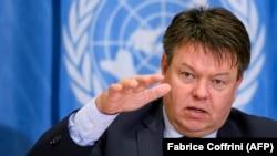 WMO Secretary-General Petteri Taalas (file photo)