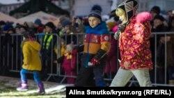 Дети в Крыму. Иллюстрационное фото