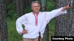 Славамір Адамовіч, архіўнае фота