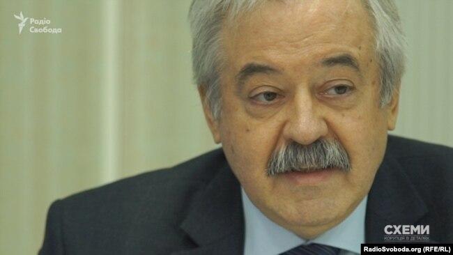 Екс-заступник директора департаменту Міністерства культури України Віктор Вечерський