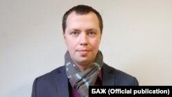 Беларусь журналистлар ассоциацияси раисининг ўринбосари Борис Гарецкий