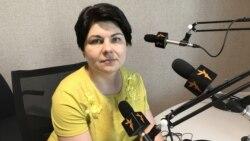 Ministrul de finanțe Natalia Gavriliță răspunde întrebărilor Europei Libere