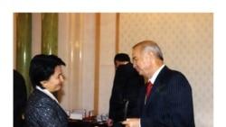 Сенатор Арипова катталарни зарарли аxборотдан ҳимоя қилиш ташаббуси билан чиқди