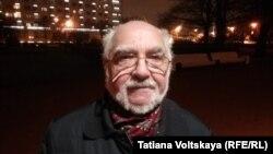 Организатор акции Иосиф Скаковский