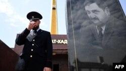 Чеченский полицейский, иллюстративное фото