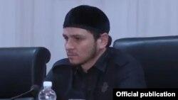Хас-Магомед Кадыров