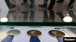 Медали Зимних Олимпийских игр Сочи-2014