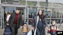 Через пограничный пункт Эрец в Израиль прошли 183 гражданина России и других стран СНГ
