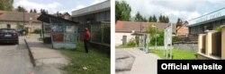 Зупинка до та після реконструкції
