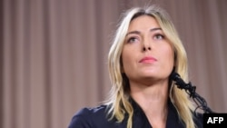Russian tennis star Maria Sharapova will return as a UN goodwill ambassador next year.