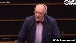Janusz Korwin-Mikke, mart 2017