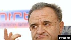 Հայաստան -- Մարքսիտական կուսակցության նախագահ Դավիթ Հակոբյան, 15-ը դեկտեմբերի, 2009թ.