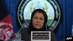 عظیمی: ناامنیها باعث این شده که کشت مواد مخدر کشت در افغانستان ازدیاد پیدا کند.