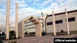 نمایی از ساختمان آکادمی ملی المپیک
