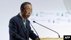 Generalni sekretar UN-a Ban Ki-Moon