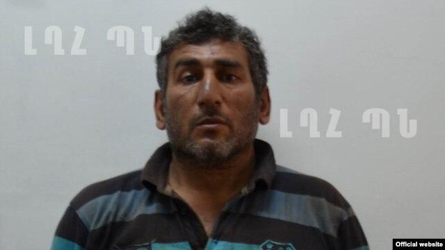 Nagorno Karabakh - Shahbaz Guliyev, an Azerbaijani man detained by Karabakh Armenian forces, Stepanakert, 11Jul,2014.