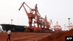 Китайский порт Ляньюньган. Иллюстративное фото.