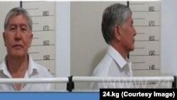 Ղրղըզստանի նախկին նախագահ Ալմազբեկ Ատամբաև, արխիվ