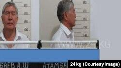 Атамбаев қўлга олинганидан сўнг. Бишкек, Ички 2019, 8 август.