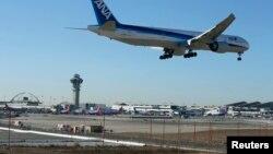 Аеродромот во Лос Анџелес