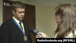 Суддя Вищого господарського суду України Олександр Сибіга