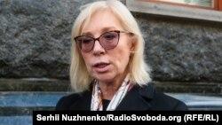 Людмила Денісова також вказала на випадки переслідування родичів людей, які мешкають на підконтрольній уряду території України