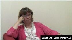 Armenia - Laura E. Bailey, the World Bank country manager for Armenia, 3Oct2014