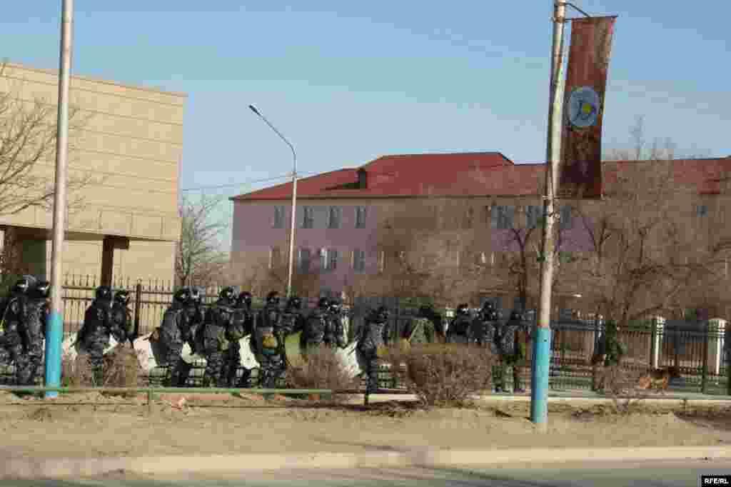 Казахстан. 12 – 18 декабря 2011 года #10