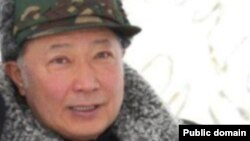 Свергнутый президент Кыргызстана Курманбек Бакиев.
