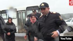Xoджасанцы перекрыли дорогу из-за отсутствия газа
