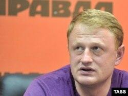 Олексій Димовський