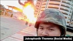 Младший офицер Джакрапант Томми