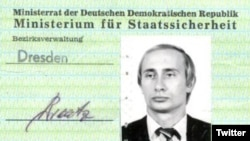 Putin arrived in Dresden in communist East Germany in the mid-1980s on his first foreign posting for the KGB.