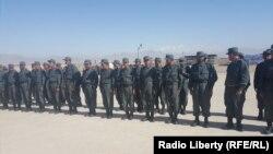 یو شمېر افغان پولیس سرتېري
