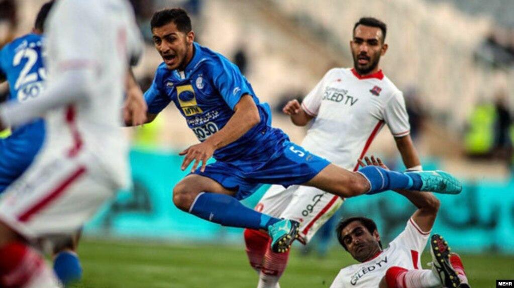 برتری استقلال مقابل نساجی در جام حذفی فوتبال ایران