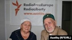 Фирая Закирова һәм Мидхәт Сәхәбетдинов