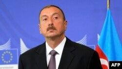 Azerbaijani President Ilham Aliyev