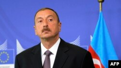 Әзербайжан президенті Ильхам Әлиев. 21 маусым 2013 жыл.