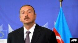 Azerbaijani President llham Aliyev