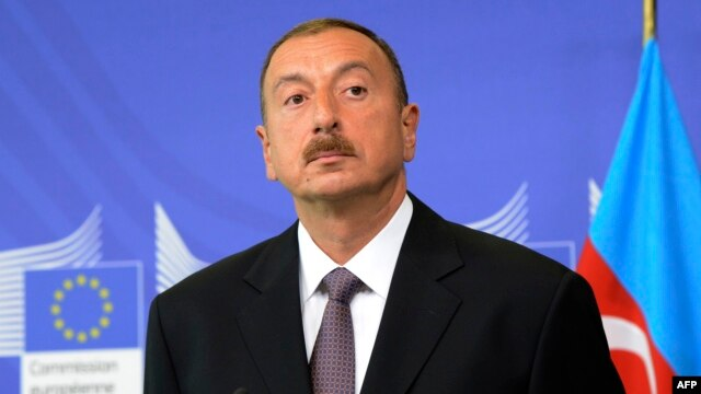 Azerbaidjai President Ilham Aliyev