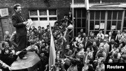 Omul domino: Lech Walesa la 70 de ani