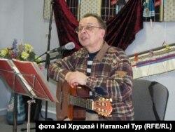Мастак і музыка Сяргей Верамейчык