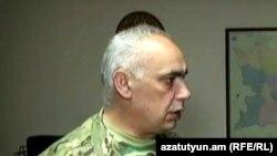 Լեռնային Ղարաբաղի փոխվարչապետ Արթուր Աղաբեկյանը, արխիվ: